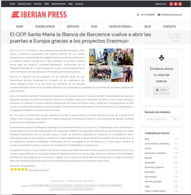 Iberian Press